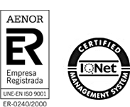 Certificados de calidad Talleres Calaforra